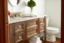 Powder Room / by Leslie F