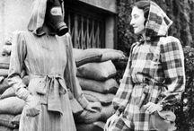 Fashion: 1939-1945 / by Josee Pepin