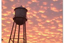 Beautiful Places - towers / Water towers and more / by Patricia Hanning