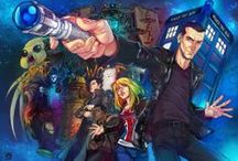 Doctor Who / by Amber Smith