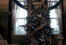 CHRISTMAS TREES and DECOR / by Mary Jane Jones