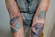 Ink on Skin / by Danielle Abbott