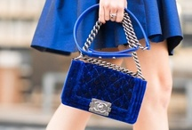 Bags are like friends / You can never have too many! / by Cinched Waist