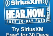 SiriusXM Radio / by DealerCenter
