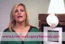 WOMEN RULE at LIVE YOUR LEGACY SUMMIT - Atlanta 2014!!! / Sept. 8th, is set and we can't wait to see you there. Our 8th summit is going to be the best one yet, filled with networking, learning, celebrating, live entertainment and lot of laughs, you won't regret spending the day with us (I promise). • Join over 150 of your soon to be best friends during our day of masterminding, creating, networking, and learning. • Discover, enhance and start impacting the lives you care about most by learning how to live your legacy every day. (Yes, it is possible.) / by Aurea McGarry