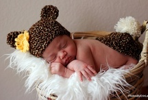 Crochet - Photo prop & Little ones / by Laura Hubbell