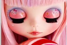 Pullip, Blythe, & other BJDs / Board created by fascination with Japanese Ball-Jointed Dolls (BJDs) & the photography taken of them.  / by Carly Helliesen