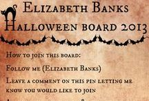 Halloween 2013 / This is a group board for all things Halloween 2013!  Recipes, costume & party ideas, decorations, anything.  Join up and pin away! / by Elizabeth Banks