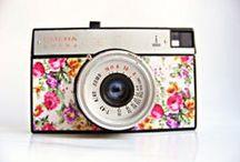 Cameras / by Kim Morrison
