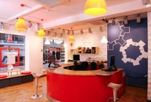 Favorite Places & Spaces / by Shirtworks