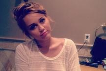 Miley Shrine / by Ashley Airey