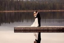"""The Unique Bride / """"A successful marriage requires falling in love many times, always with the same person."""" - Unknown  / by Karen Elizabeth Romolliwa"""