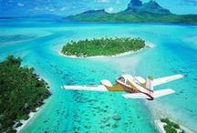 Tahiti Travel / by Down Under Endeavours