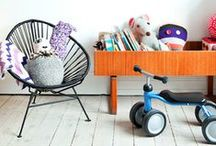 KIDS' CORNER / Interior design, crafts and food all for the little ones... / by Cristin Priest   Simplified Bee