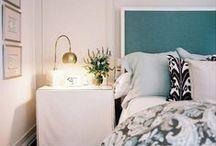 DESIGNER BEDROOMS / Some of my favorite designer bedrooms... / by Cristin Priest   Simplified Bee
