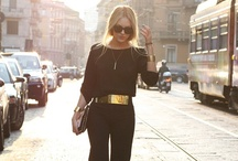 Style Inspiration / by The Stylish Housewife