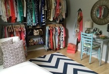 Office/Closet Inspiration / by The Stylish Housewife