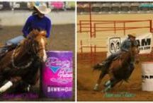 All Things Western / Anything to do with rodeo, western stuff, my barrel racing twins, etc.  / by Judy (thesouthernladycooks.com) Yeager