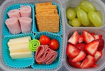 Toddler Meal Ideas / by The Stylish Housewife
