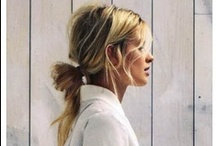 Hair I Love / by The Stylish Housewife