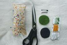 Needle Thread Yarn / by Marta Tortajada
