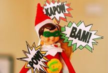 elf on the shelf... / by Letti {happily ever after}