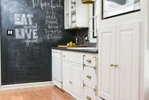 Kitchen Chalkboard / by Quartet Brand