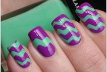 Nails / Nail art and inspiration / by Stacie Vaughan {SimplyStacie.net}