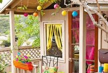 Outdoor Rooms / by Charise Randell