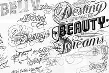 Typography / by Laura Ferioli