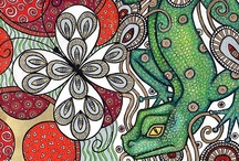Illustration / by Laura Ferioli