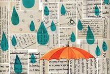 Umbrellas / by Charise Randell