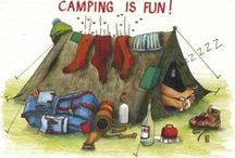 Camping / by Cristy Rhodes