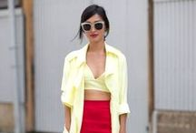 Street Style Spring 2014 / See the chicest on the streets / by Harper's Bazaar