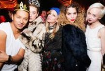 Fashion Week Fall 2014 Parties / by Harper's Bazaar