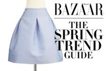 Spring Trend Guide, Presented by Lord & Taylor  / by Harper's Bazaar