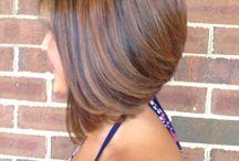 hair / by Dana Dailey-Glenn