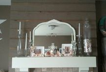 Home Decor Ideas / color schemes, furniture, décor and display, makeover projects / by Brenda Boeve-Overbeek