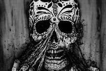 Skull / Seductive craniums. / by Emma Kechter