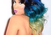HAIR♥MAKEUP♥NAILS / by Crystal Bosley