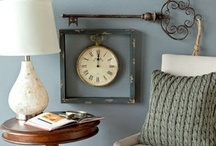 Inspiration / things that inspire me...from color to furniture to design and decorating. Pieces here and there that i have found that help express my creative style.  / by Leslee Kistler