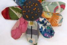 Fabric craft ideas / by Sarah Smith