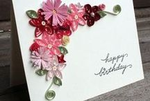 Etsy / Things on Etsy - mostly my handmade cards for birthdays, sympathy, or any occasion / by Michelle Yuen