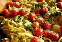 Pasta/Grains / by B E T T Y E S W I N D L E