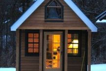 Adorable tiny home / Sweet little home for my future / by Mariane Bilodeau