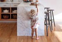 kitchen. / by Rachel Gill
