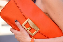 My Style: Purses, clutches, & the whole sha-bag / by Tina Ohmyang