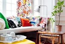 Interior Design Inspiration / by Andrea