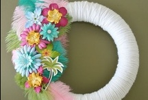Wreath Love / by Candy White