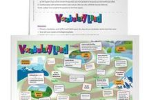 Vocabulary Resources / Resources for enhancing vocabulary and writing instruction in the classroom.  / by Sadlier School
